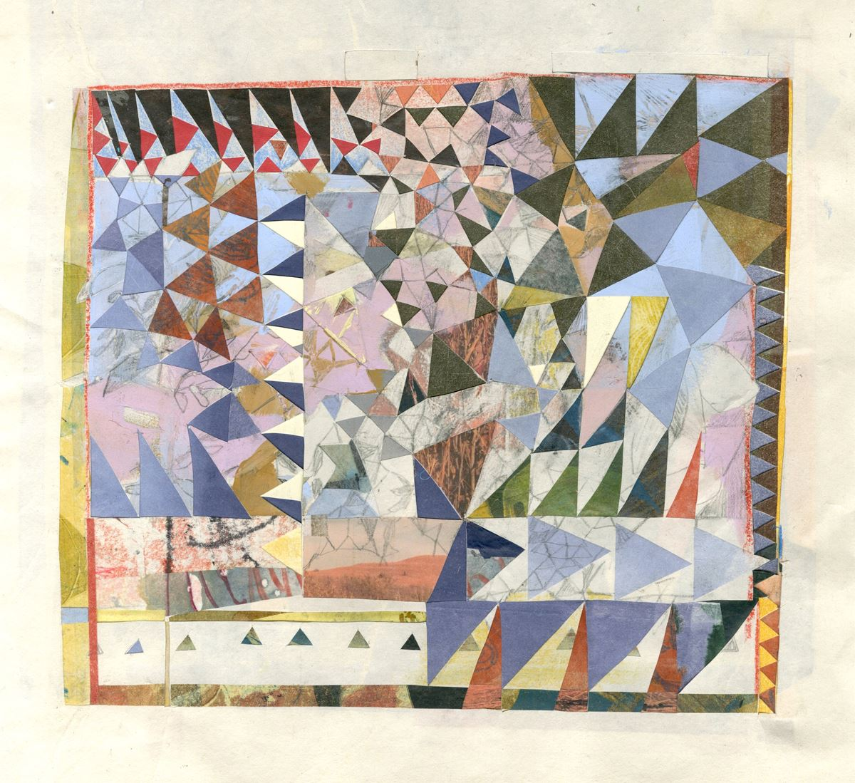 CrazyQuilt by Mary Gordon