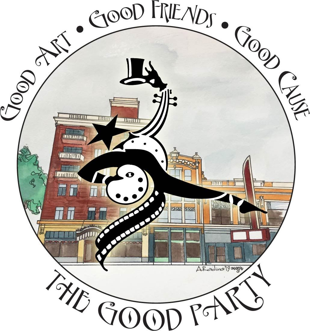 2019 Good Party Logo