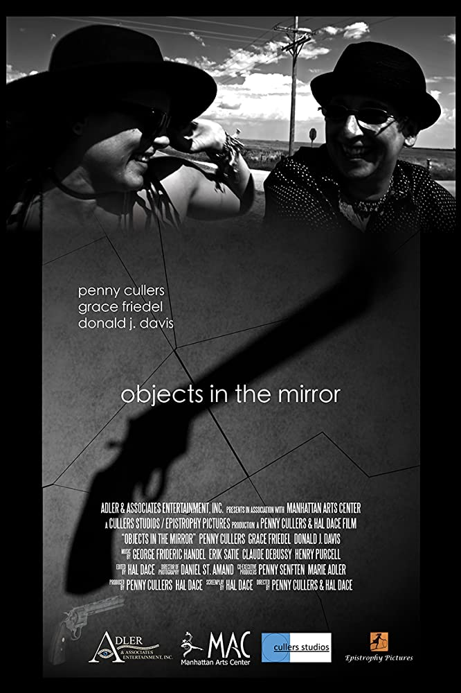 Objects in the Mirror movie poster