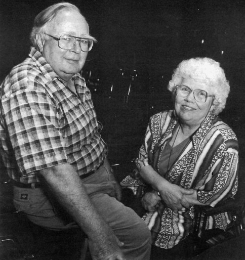 Gene and Doris Grosh established the first endowment at the Manhattan Arts Center