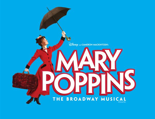 Mary Poppins Logo