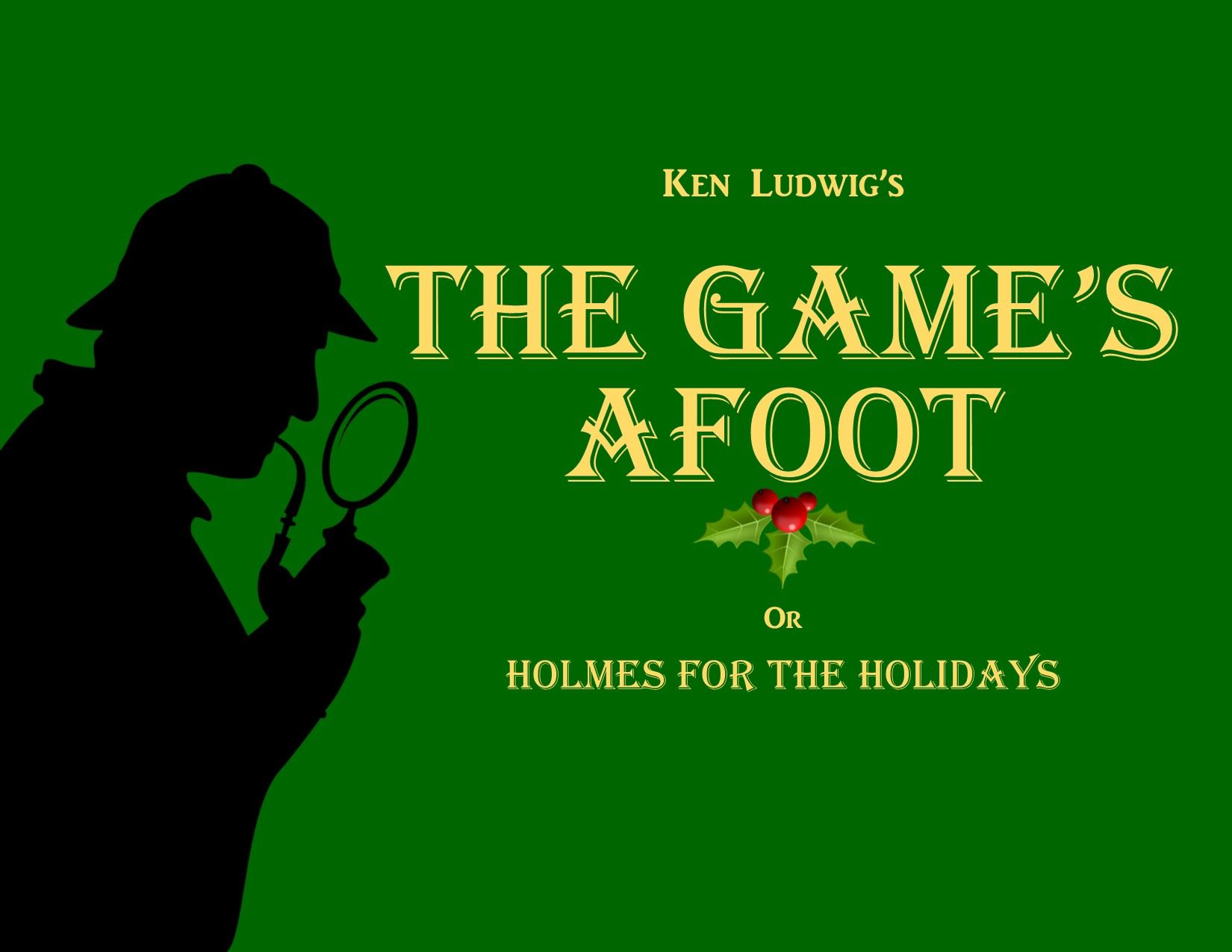 Games Afoot logo