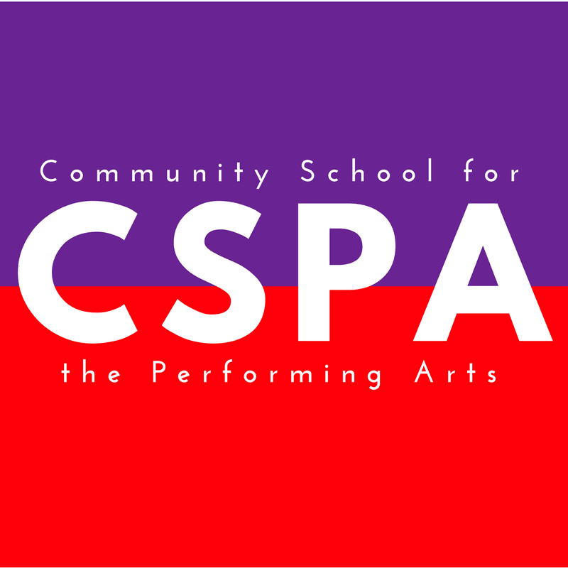 CSPA red_purple logo